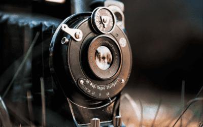 ¿Qué es la distancia o longitud focal de un objetivo de cámara?